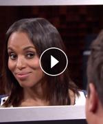 Kerry Washington plays Box of Lies with Jimmy Fallon