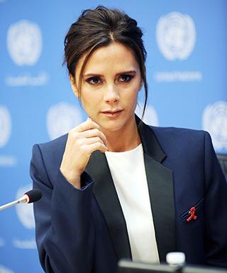 Victoria Beckham UN Ambassador