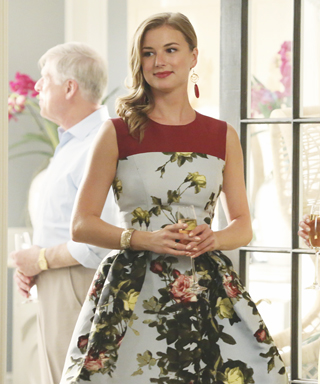 <em>Revenge</em> Season 4, Episode 1: All the Details on Emily's Stunning Party Dress