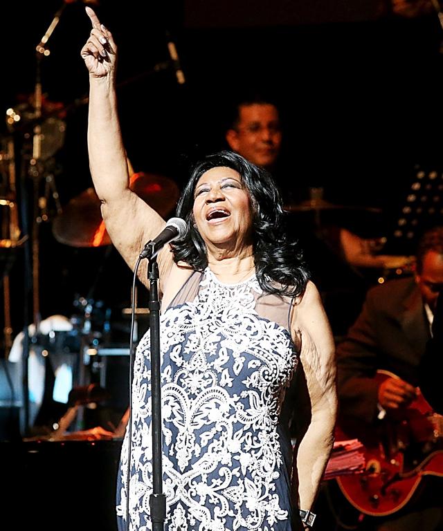 Aretha Franklin's Iconic Performances