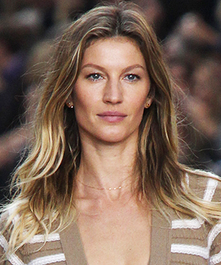 Gisele Bündchen Makes Her First Paris Fashion Week Appearance at Chanel