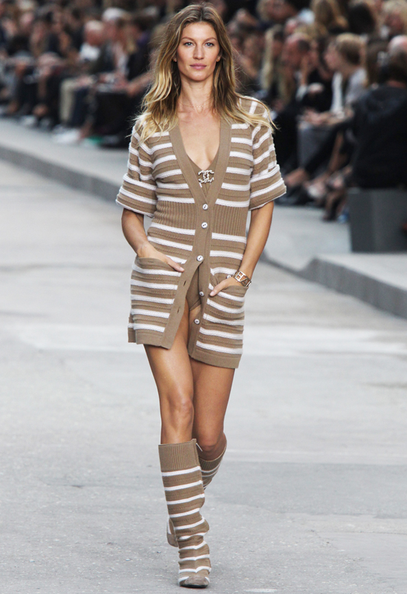 Gisele Bundchen to quit runway shows Gisele Bundchen