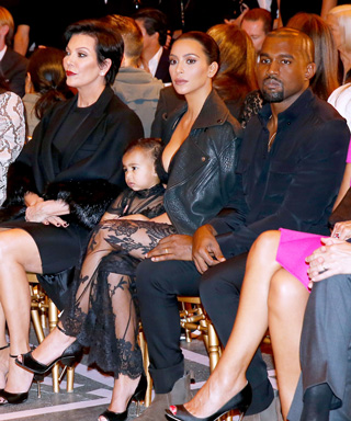 Kardashian-West at PFW