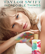 Taylor Swift - Incredible Things - Fragrance