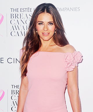 Elizabeth Hurley Breast Cancer Awareness