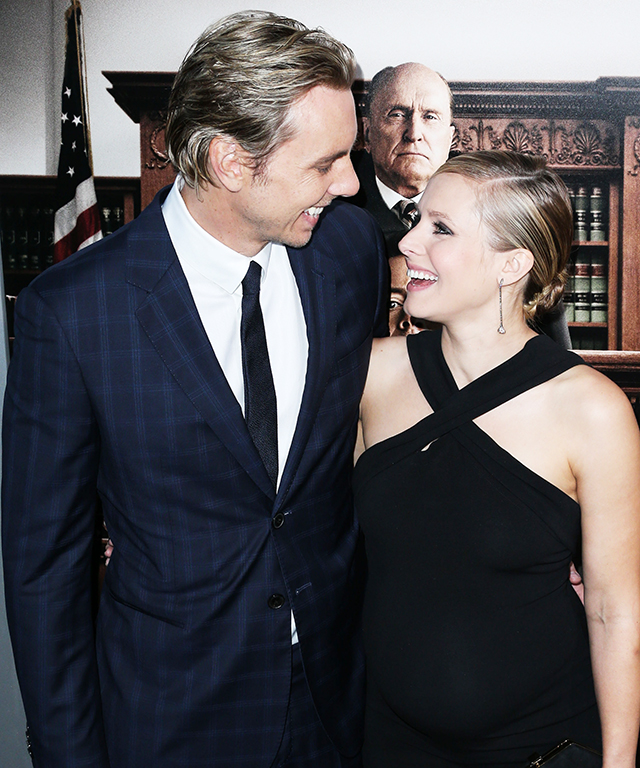 Kristen Bell and Dax Shepard welcome baby no. 2