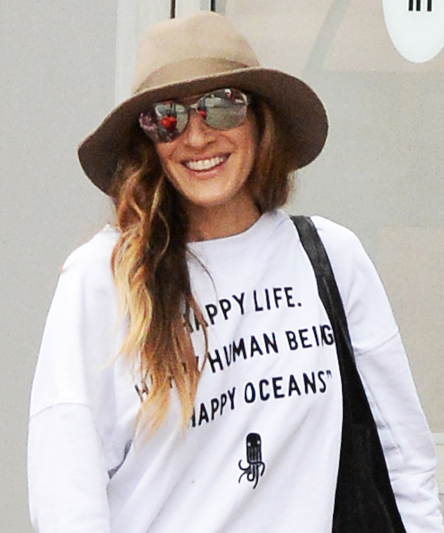 SJP In G-Star RAW for the Oceans