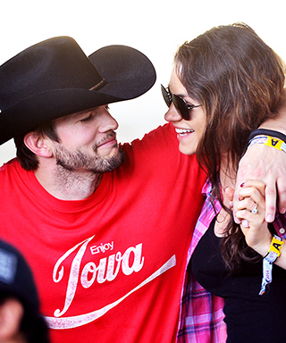 Mila Kunis and Ashton Kutcher Reveal Baby's Name, Photo