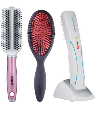 Get Grooming With Our Favorite High-Tech Brushes for Every Hair Type