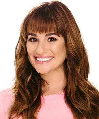 Lea Michele FasterThan Campaign