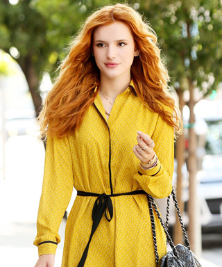 Bella Thorne Birthday