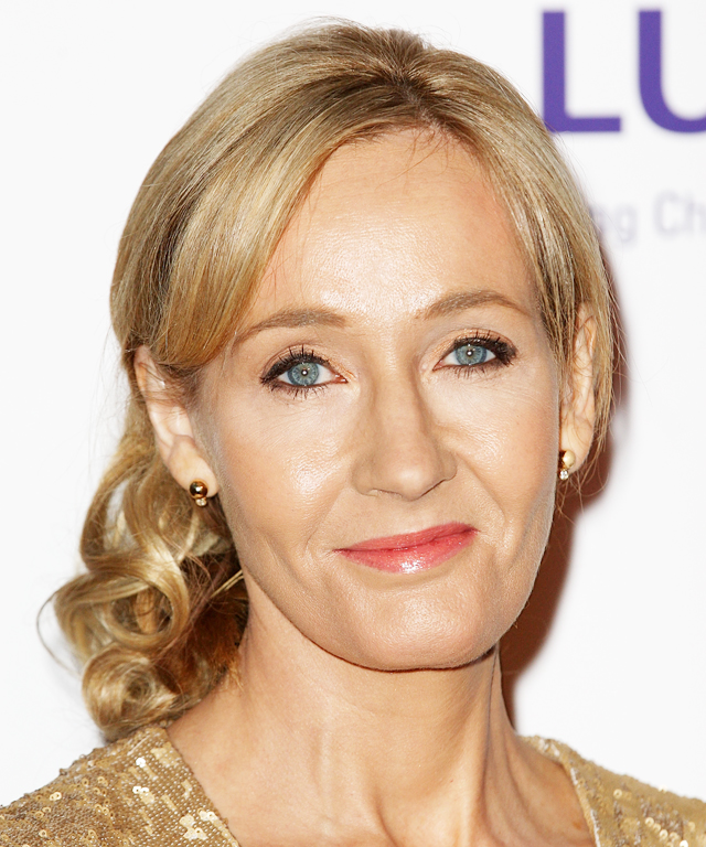 J.K. Rowling teases new projects