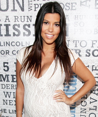 Kourtney Kardashian Gives Birth