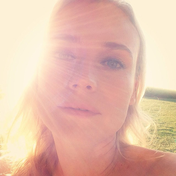 Diane Kruger Has Joined Instagram! See Her Debut Photos ...
