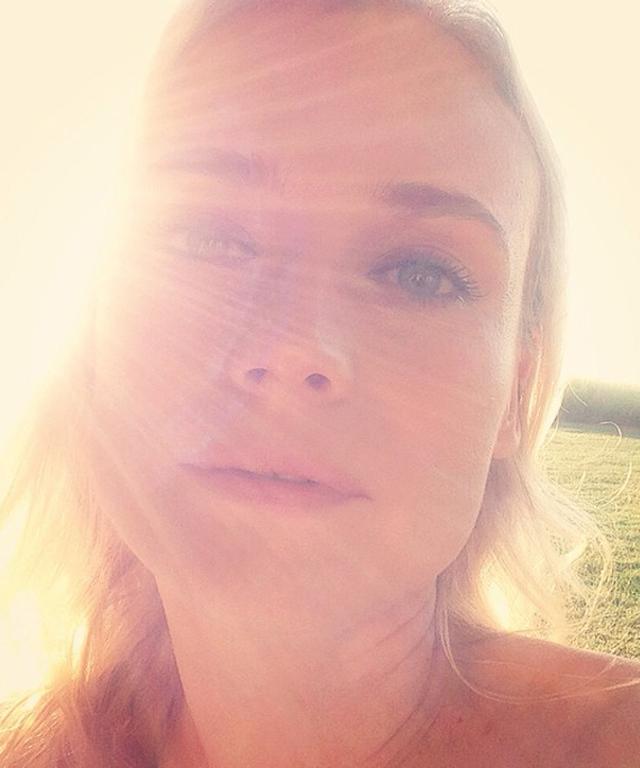 Diane Kruger Joins Instagram