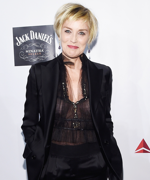 Sharon Stone Fashion Don't