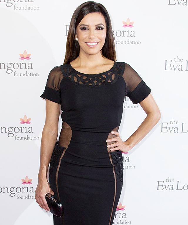 Eva Longoria in Zuhair Murad