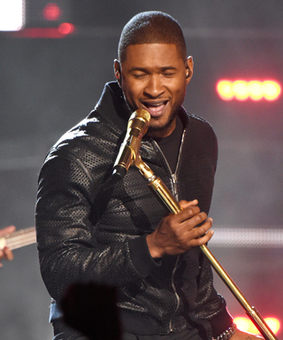 Usher Birthday