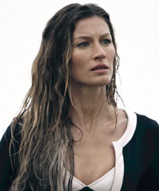 Gisele Bundchen Chanel No. 5