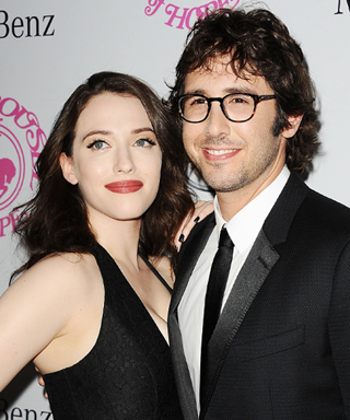 Kat Dennings & Josh Groban at the Carousel of Hope Ball