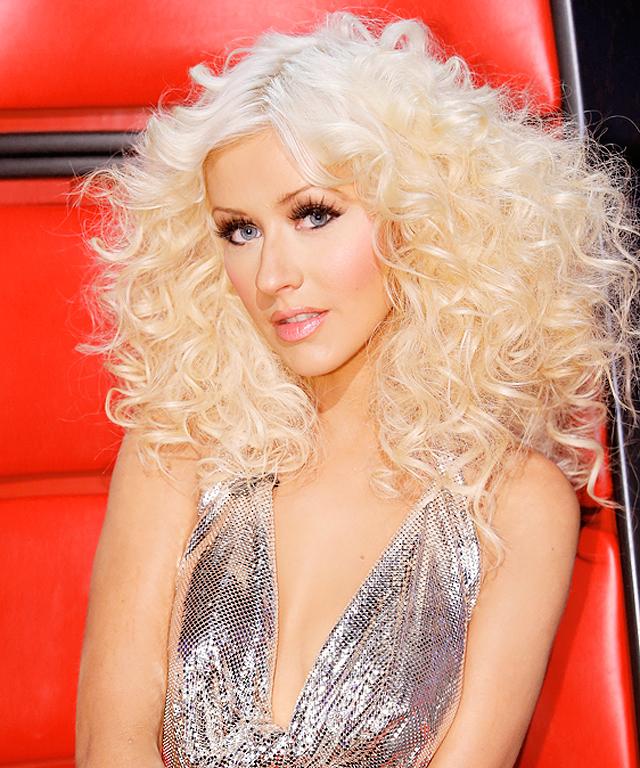 Christina Aguilera Return for Season 8 of The Voice