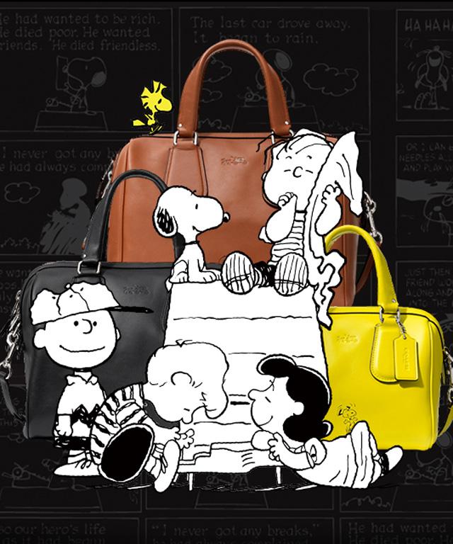 Coach x Peanuts Collaboration