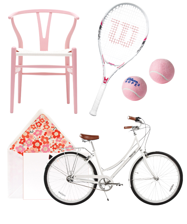 Gifts that contribute to Breast Cancer charities