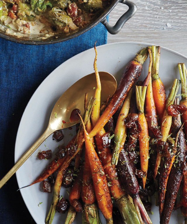 Carrots with Espresso