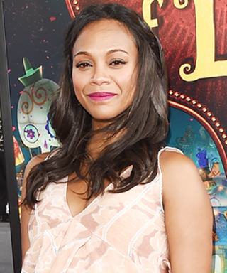 Zoe Saldana Pregnant with Twin Boys