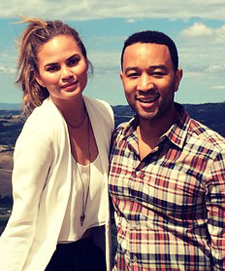 Chrissy Teigen and John Legend Instagram