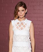 Emma Stone, Kate Mara, and Julianne Hough Wearing Little White Dresses