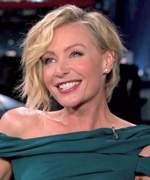 Portia de Rossi on Jimmy Kimmel Live!.