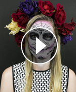 Sugar Skull Tutorial