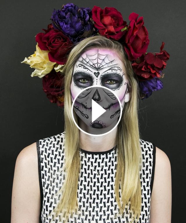 Sugar Skull Tutorial