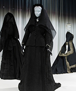 Death Becomes Her Exhibit