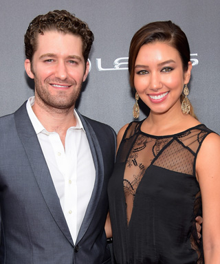 <em>Glee</em>&rsquo;s Matthew Morrison Got Married (and Sang a Duet with His New Wife)!