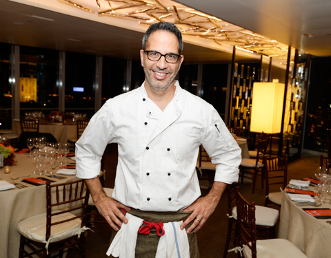Sweet Ottolenghi Book Tour