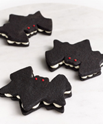 Bat Cookies from Chef Thomas Keller's Bouchon Bakery