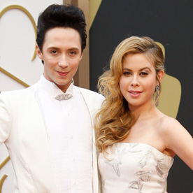 Johnny Weir Tara Lipinski To Lead Olympic Broadcast Team