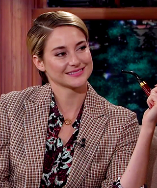Shailene Woodley plays Craig Ferguson's Therapist