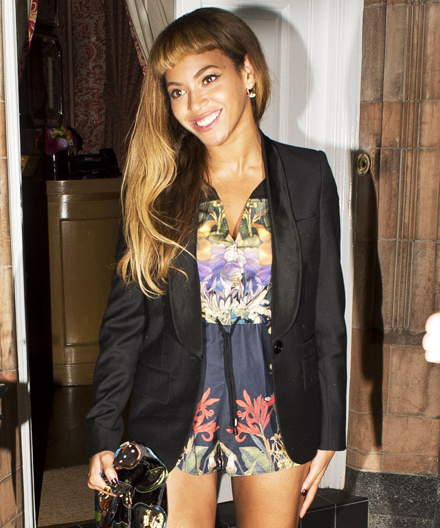 Beyonce and Topshop launch activewear brand
