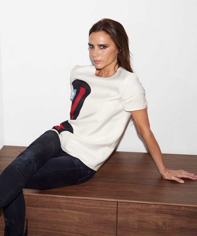 Victoria Beckham Tops List of U.K. Entrepreneurs