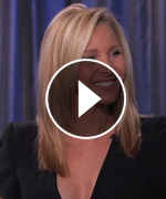 Lisa Kudrow talks Friends mini reunion and reruns.