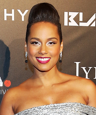 Alicia Keys at Keep A Child Alive's 11th Annual Black Ball