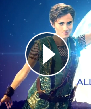 Allison Williams in Peter Pan Live