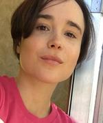 Ellen Page Pixie Cut