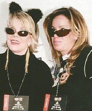 Melissa and Joan Rivers