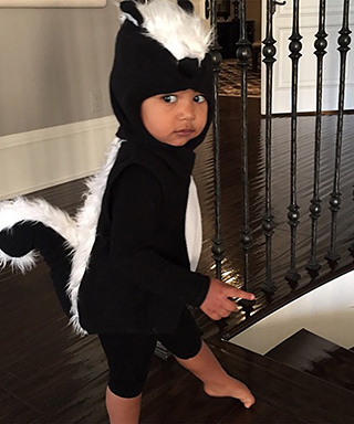North West as a Skunk