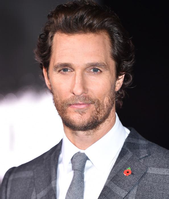 Matthew McConaughey Matthew McConaughey has