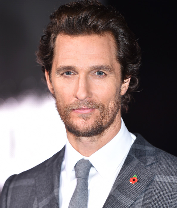 Matthew McConaughey ha...